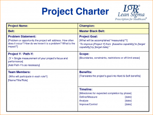 project charter template project charter template 126323463