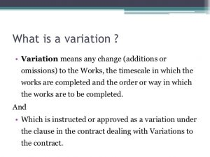 project management forms project management basics variations and change control