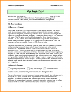 project proposal example example of project proposal examples of a proposal for a project