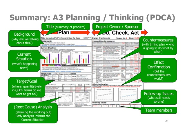 project summary template