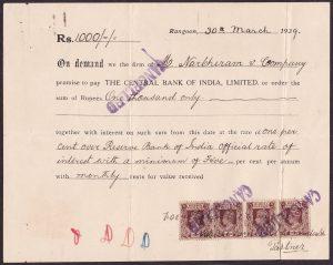 promissory note format r rangoon bill of exchange
