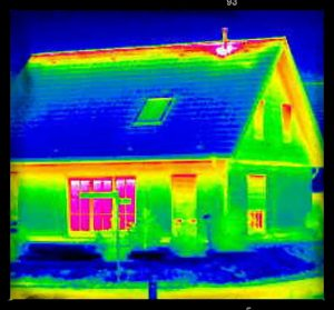 property inspection checklist thermal home energy audit