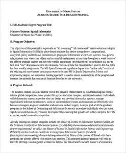 proposal writing example basic academic proposal template