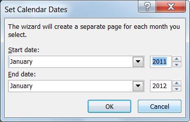publisher calendar templates