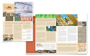 publisher newsletter templates cod s