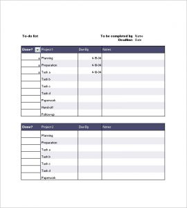 punch list template construction punch list template excel