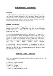 purchase agreement sample buyer seller goods