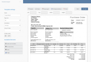 purchase order template pdf purchaseorderoverview