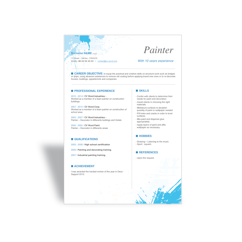 purchase order templates word