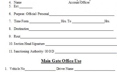 query letter format sample transport indent form format free download