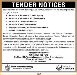quote template word example of tender document tendernotices