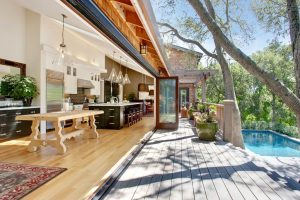 real estate agent flyer contemporary deck with outdoor kitchen vaulted ceiling and glass wall i g isxnrtgggq gimkz