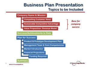 real estate marketing plan template business plan presentationvtk
