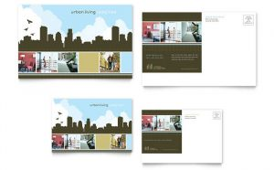 real estate postcard templates re s