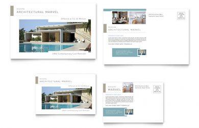 real estate postcard templates re s