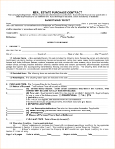 real estate purchase contract real estate purchase contract template