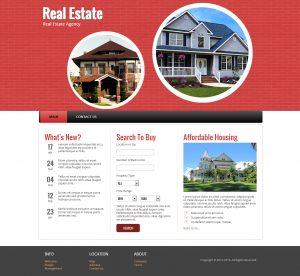 real estate templates web templates real estate cfiptu