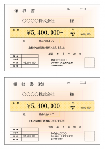 received receipt template