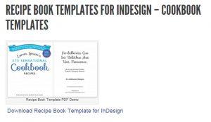 recipe card templates for word self pub