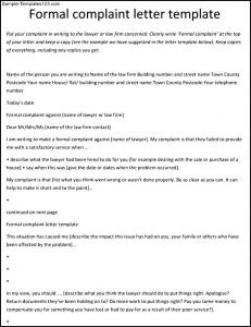 recommendation letter for graduate school from professor complaint letter format against employee