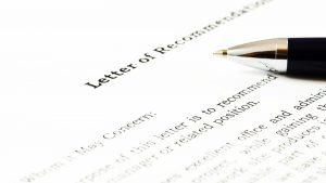 recommendation letter for students letter of recommendation