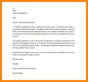 reference letter for employees appreciation letter to employee printable employee appreciation letter ms word download