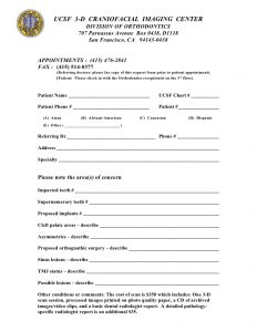 referral forms templates ucsf cbct referral form
