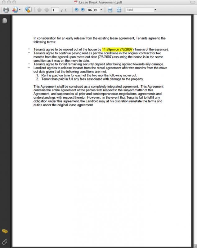 rent application form pdf