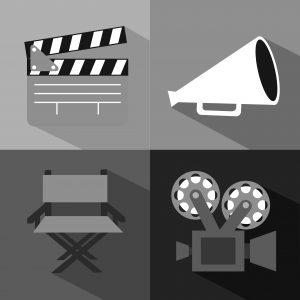 rent contract template film making icons