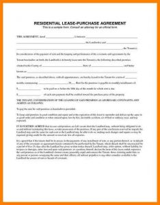 rent receipt forms rent to own contract form efefabffceeadb