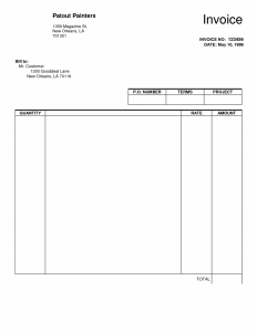 rental agreement forms invoice blank trade agreement template forms invoices to print method of statement lined paper create an plus example receipt business lease x