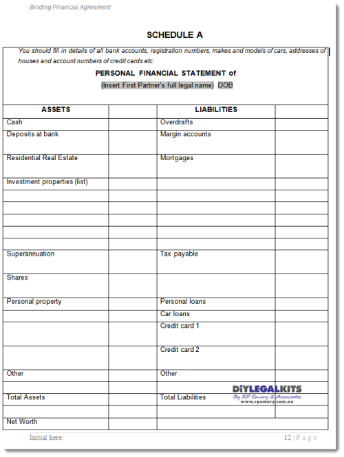 rental contract sample