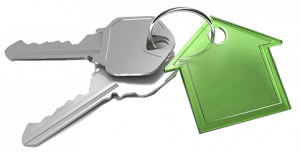 rental house application house keys