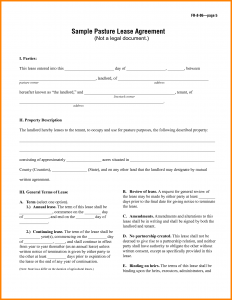 rental payment receipts simple one page lease agreement template