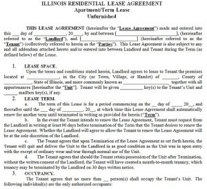 renters application form pdf illinois