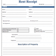 renters receipt form rent receipt template tujzx