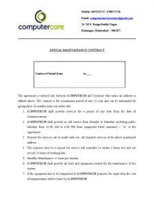 repair order template