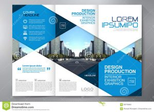 report cover page template brochure fold flyer design template business leaflets cover book magazine annual report vector illustration