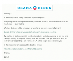 request for donation letter obama campaign soliciting donations from foreign entities illegal screenshot
