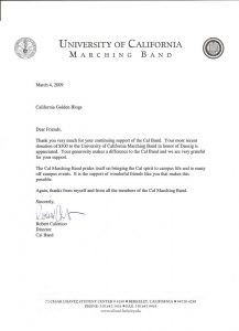 request for donations letter letter