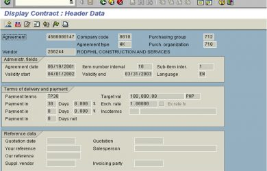 requisition form template contract