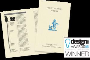 research reports format portfolio whittington
