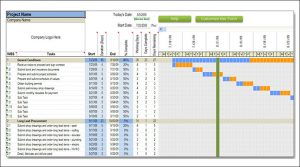 residential construction schedule template excel residential construction schedule template