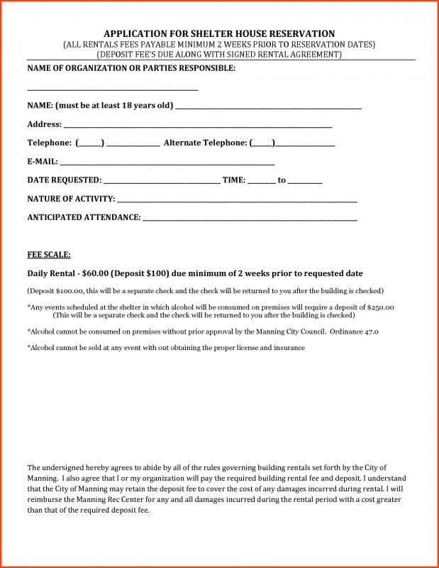 Residential Lease Agreement Pdf | Template Business