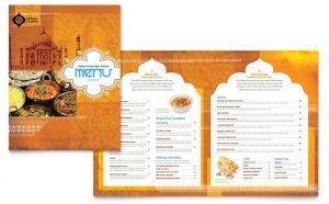 restaurant menu templates fb s