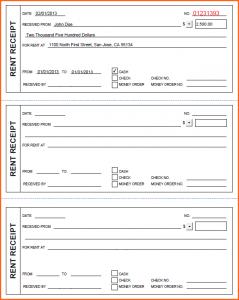 restaurant receipt template blank receipt printable rent receipt
