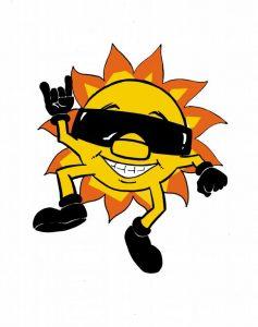 restaurants marketing plan tropical fun sun logo no name full