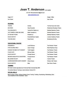 resume examples for student resume html