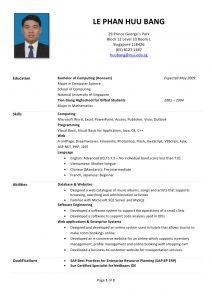 resume for flight attendant huu bangs rsum