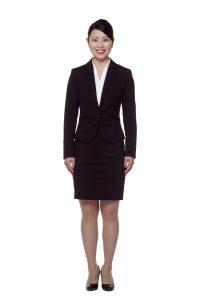 resume for flight attendant sayaka body